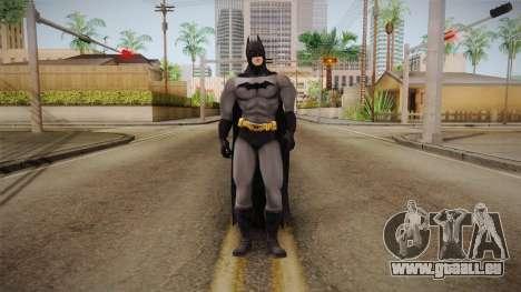 Batman Begins (Arkham City Edition) pour GTA San Andreas deuxième écran