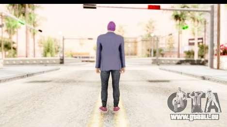 GTA 5 Random Skin 1 pour GTA San Andreas troisième écran