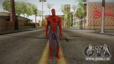 Marvel: Ultimate Alliance 2 - Spider-Man pour GTA San Andreas deuxième écran