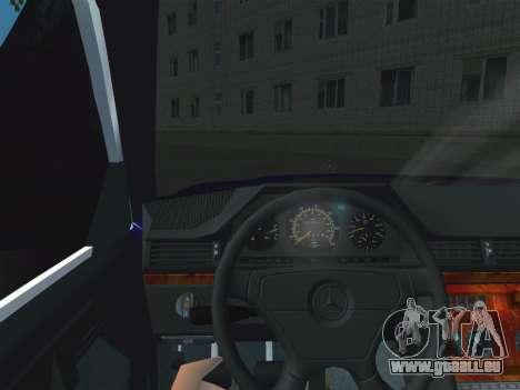 Mercedes-Benz E500 AMG für GTA San Andreas rechten Ansicht