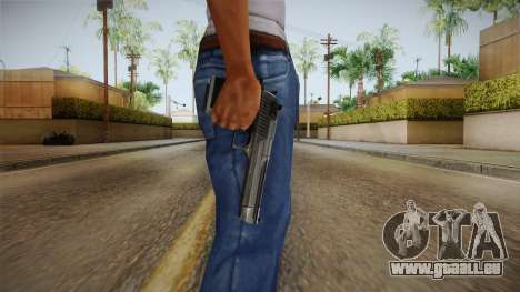 Counter Strike: Source - Desert Eagle für GTA San Andreas