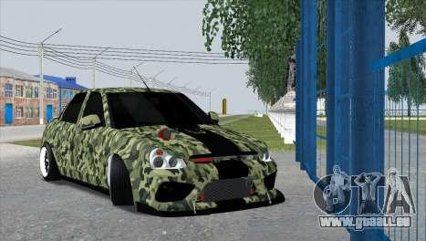 Lada Priora Style für GTA San Andreas