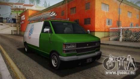GTA 4 Burrito pour GTA San Andreas