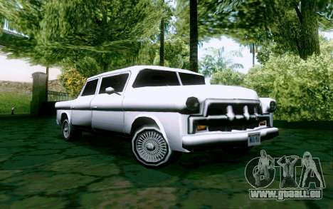 Walton Sedan pour GTA San Andreas