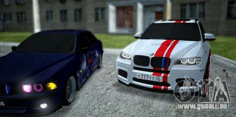 BMW MX5 für GTA San Andreas