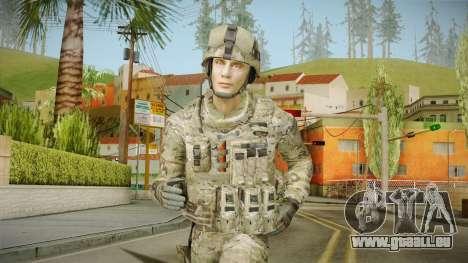 Multicam US Army 2 v2 für GTA San Andreas