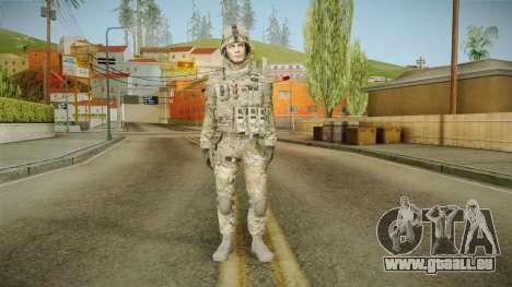 Multicam US Army 2 v2 pour GTA San Andreas deuxième écran