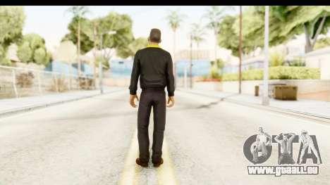 Will Smith Fresh Prince of Bel Air v1 pour GTA San Andreas troisième écran