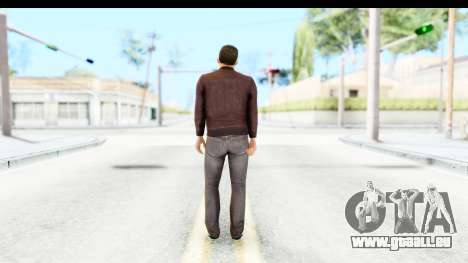 GTA 5 Korean Gangster 1 pour GTA San Andreas troisième écran
