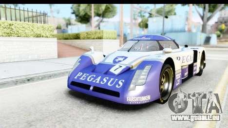 GTA 5 Annis RE-7B für GTA San Andreas Seitenansicht