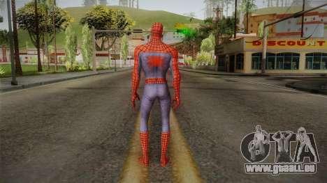 Marvel: Ultimate Alliance 2 - Spider-Man pour GTA San Andreas troisième écran
