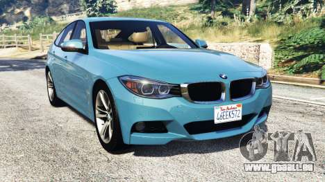 BMW 335i GT (F34) [add-on] pour GTA 5