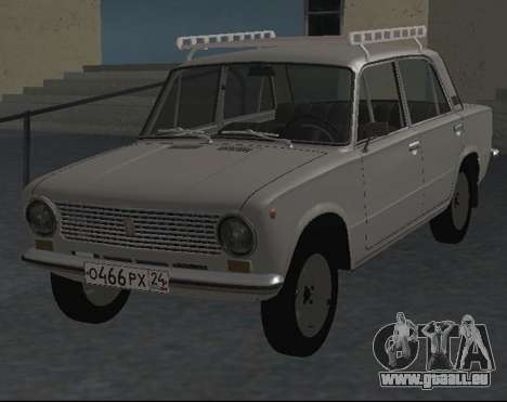 VAZ 21013 Krasnoyarsk stil pour GTA San Andreas