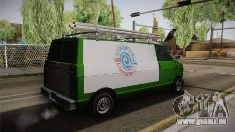 GTA 4 Burrito pour GTA San Andreas laissé vue