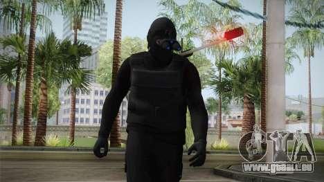 GTA 5 Heists DLC Male Skin 1 pour GTA San Andreas