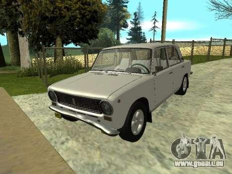 VAZ 21013 124RUSSIA 2 pour GTA San Andreas vue de droite