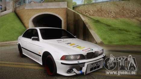 BMW M5 E39 Turbo King für GTA San Andreas