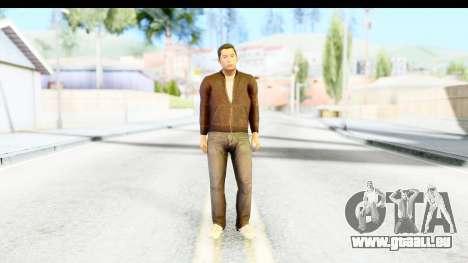 GTA 5 Korean Gangster 1 pour GTA San Andreas deuxième écran