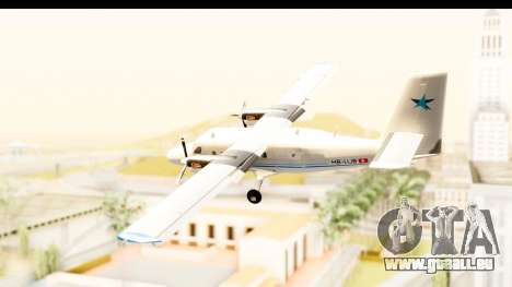 DHC-6-400 Zimex Aviation für GTA San Andreas linke Ansicht