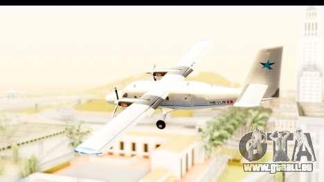 DHC-6-400 Zimex Aviation pour GTA San Andreas laissé vue