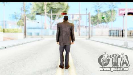 GTA 5 Korean Gangster 3 für GTA San Andreas dritten Screenshot