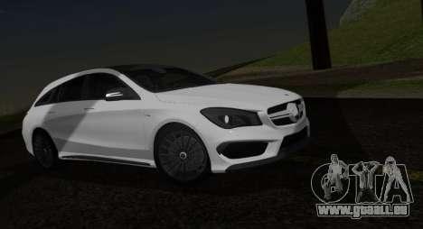 Mercedes-Benz CLA 45 AMG für GTA San Andreas