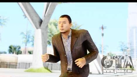 GTA 5 Korean Gangster 3 für GTA San Andreas