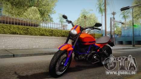 GTA 5 Pegassi Esskey PJ2 pour GTA San Andreas