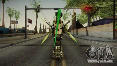 NEXT Green Heart für GTA San Andreas dritten Screenshot