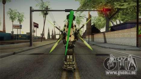 NEXT Green Heart für GTA San Andreas dritten Screenshot