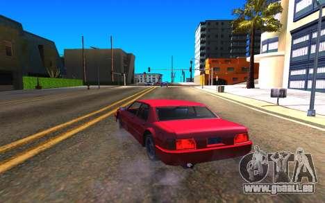 Summer Colormod pour GTA San Andreas cinquième écran