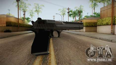 Counter Strike: Source - Desert Eagle für GTA San Andreas dritten Screenshot