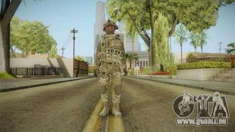 Multicam US Army 3 v2 pour GTA San Andreas deuxième écran