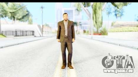 GTA 5 Korean Gangster 3 für GTA San Andreas zweiten Screenshot