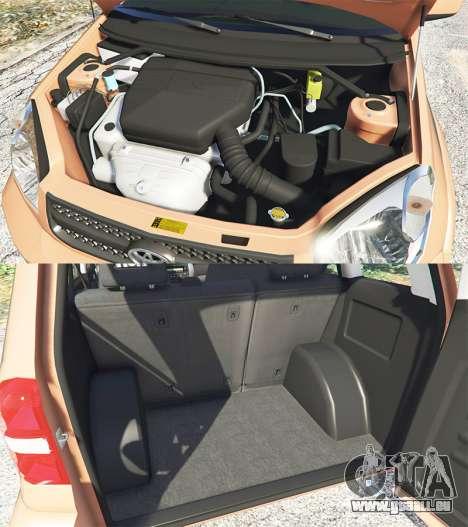 Toyota RAV4 (XA20) [add-on] für GTA 5