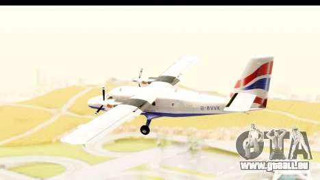 DHC-6-400 de Havilland Canada für GTA San Andreas rechten Ansicht