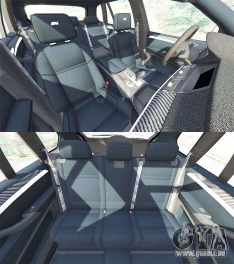 BMW X5 M (E70) 2013 v0.1 [replace] für GTA 5