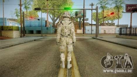 Multicam US Army 3 v2 pour GTA San Andreas troisième écran