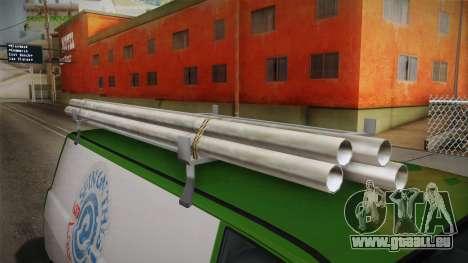 GTA 4 Burrito pour GTA San Andreas vue intérieure