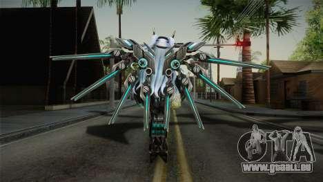 NEXT Black Heart pour GTA San Andreas troisième écran