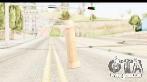 HD Dildo v2 für GTA San Andreas