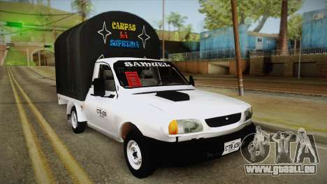 Dacia 1300 Drop Side pour GTA San Andreas