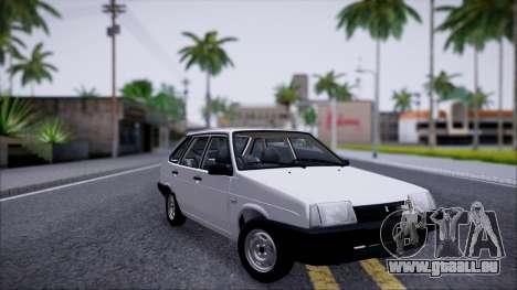 2109 STOKE für GTA San Andreas