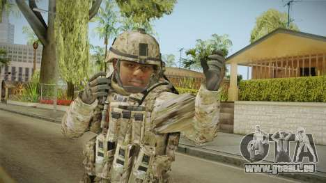 Multicam US Army 3 v2 pour GTA San Andreas