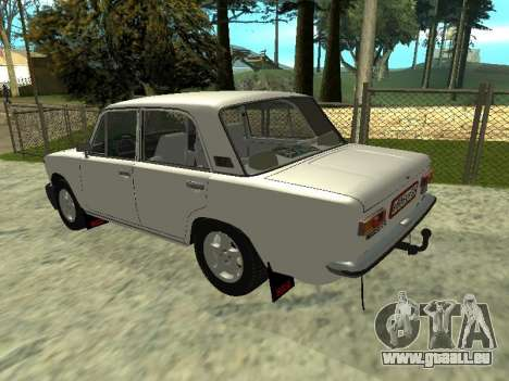 VAZ 21013 124RUSSIA 2 pour GTA San Andreas laissé vue