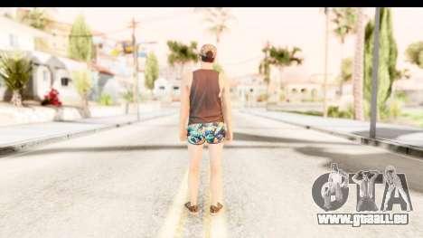 GTA 5 Random Skin 3 pour GTA San Andreas troisième écran