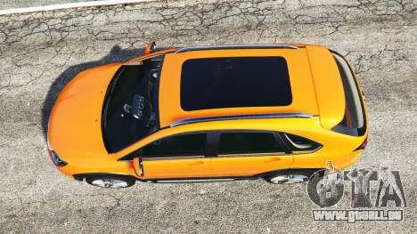 GTA 5 BYD Tang 2015 [add-on] vue arrière