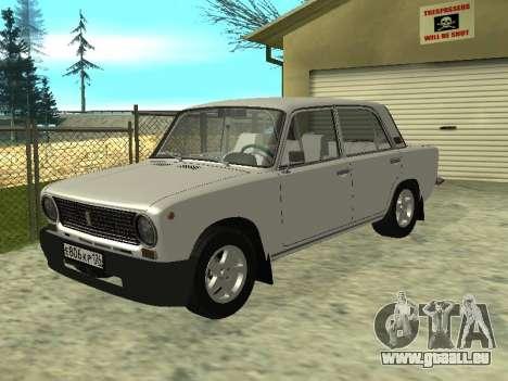 VAZ 21013 124RUSSIA für GTA San Andreas