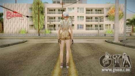 Crossfire Fox Undercover pour GTA San Andreas troisième écran