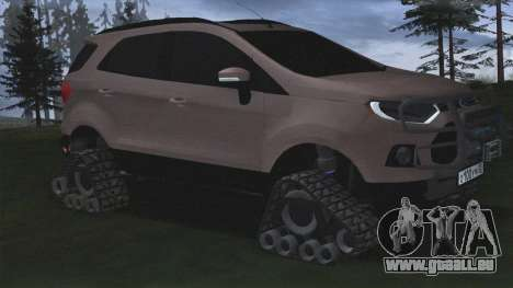 Ford Ecosport Off-Road pour GTA San Andreas